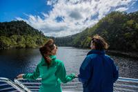 Strahan Day Trip by Air from Hobart with Gordon River Cruise  image 1