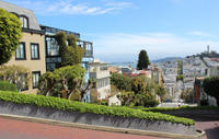San Francisco Urban Hike: Coit Tower, Lombard Street and North Beach Picture