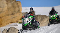 Half-Day Snowmobiling at El Calafate Mountain Park