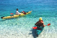 Kayaking from Split: Marjan Peninsula, Ciovo or Hvar Islands