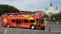 New Orleans Unlimited Sightseeing Package: Hop-On Hop-Off + 3 Walking Tours