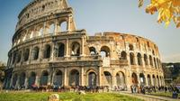 COLOSSEUM PRIVATE TOUR WITH CARBONARA & WINE TASTING EXPERIENCE