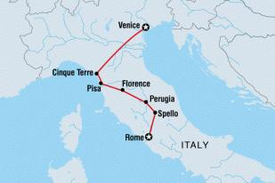 Night Italy Tour From Venice To Rome In Venice Italy Lonely - Italy tour