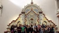 San Angel Mexican Food Tour - Mexico City -