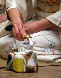Private Japanese Arts and Culture Tour: Aikido, Calligraphy, Manga and Sake Shop