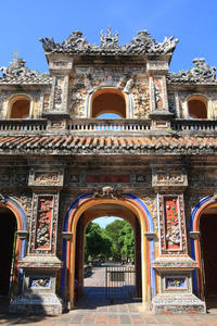 Private Tour: Hue Imperial City and Tinh Tam Lake by Cyclo