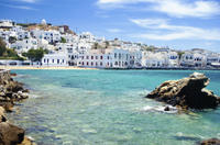 7-Night Sailing Adventure in the Greek Islands from Santorini to Mykonos