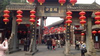 Chongqing Port Arrival Transfer including Half-Day Sightseeing and Hot Pot Dinner