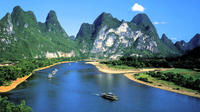 Full-Day Tour in Guilin and Yangshuo with Li River Cruise
