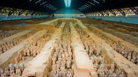Terra Cotta Warriors and Ancient City Wall Tour from Xi'an
