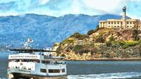 Ultimate Day in San Francisco - Includes Official Alcatraz Tour and Muir Woods