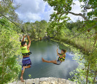 Xenotes: Adventure Tour at Mayan Cenotes