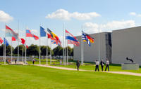 Memorial de Caen Museum Admission and Guided Tour of D-Day Sites from Caen