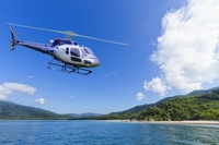 British Virgin Islands Helicopter Tour