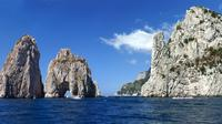 3 Day tour of Naples, Pompeii, Sorrento, Capri, Anacapri from Rome