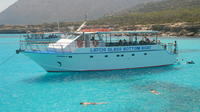 Boatrip to Blue Lagoon from Paphos image 1