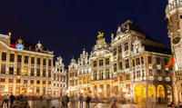 Brussels Super Saver: Private Brussels Sightseeing Tour plus Battle of Waterloo Tour