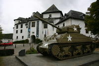 Private Tour: Battle of the Bulge Tour North and South from Brussels
