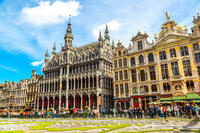 Private Tour: Brussels Sightseeing Tour