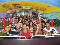 Aruba Pub Crawl with Optional Champagne Toast and Dinner