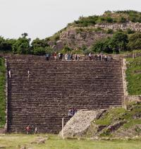 Monte Alban Day Trip from Oaxaca