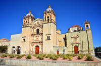 Oaxaca City Sightseeing Tour: Temple of Santo Domingo de Guzman, Oaxaca Regional Museum and Benito J