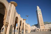 Casablanca Half-Day Tour: Hassan II Mosque, Mohammed V Square and Central Market