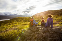 4-Night Yukon Summer Adventure Including Yurt Lodging