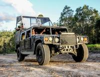 Kuranda Rainforest Night Adventure Tour by Hummer