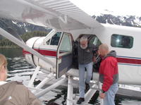 Glacier Bay Seaplane Tour