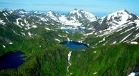 Sitka Shore Excursion: Glacier Bay Seaplane Tour