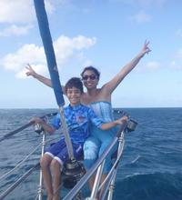 Small-Group Day Sail in St Maarten