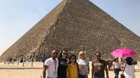 Private Full day Pyramids,Sphinx, Memphis, Sakkara with our private Guide to Memphis and  sakkara , the great pyramids and sphinx include Lunch