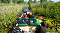 GROUP Guided Day Trip to the Danube Delta, Tulcea - Letea