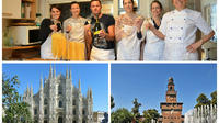 Milan Cooking Class et Walking Tour - Milan -