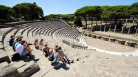 Ruins of Ostia Antica small group tour from Rome