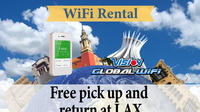 4G LTE Pocket WiFi Rental, Internet Connection in Santo Domingo - pick up at LAX