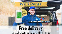 WiFi Rental in Netherlands - Free delivery and return anywhere in the US