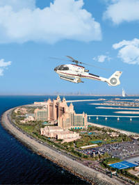 Helicopter Flight in Dubai