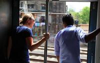 Mumbai in Motion: Mumbai Sightseeing Tour by Public Transportation