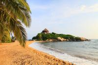 Crystal Beach and Tayrona National Park Day Trip from Santa Marta