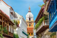 Small Group City Sightseeing and Walking Tour in Cartagena
