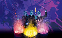 Blue Man Group Show at Universal Orlando Resort