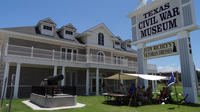 Texas Civil War Museum, Log Cabin Village, and Fort Worth Cattle Drive Admission