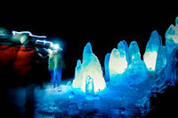 Iceland Volcanic and Ice Cave Expedition from Akureyri