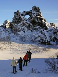 Private Tour: 'Game of Thrones' North of the Wall Locations plus Mývatn Nature Baths Entry