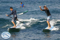 Stand-Up Paddleboard Lesson on the Big Island