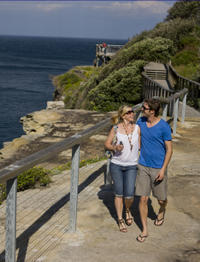 Sydney Harbour National Park: South Head Walking Tour