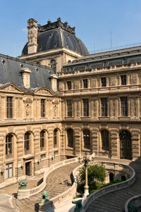 Private Tour: Paris Historical Walking Tour and Skip-the-Line Louvre Museum with Guide