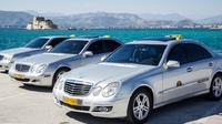 Private Departure Transfer: Costa Navarino Resort to Kalamata Airport